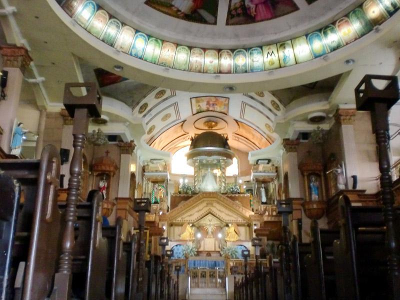シマラ教会の大聖堂