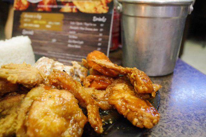 バローの鶏肉5種類