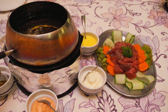 シャトーデブサイの料理のイメージ写真