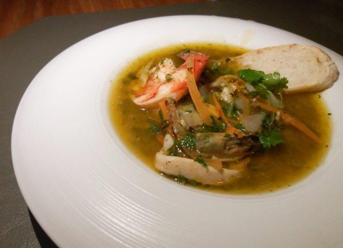 アンザニスペシャルスープの写真