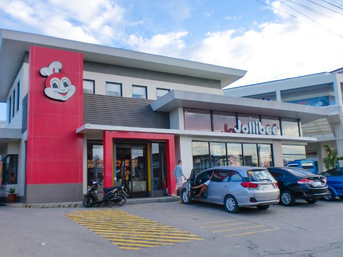 ジョリビー店舗外観