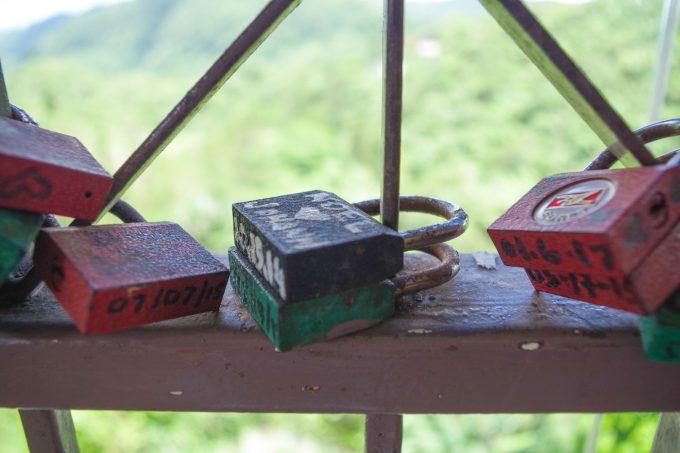 セブ島でのラブロックの写真