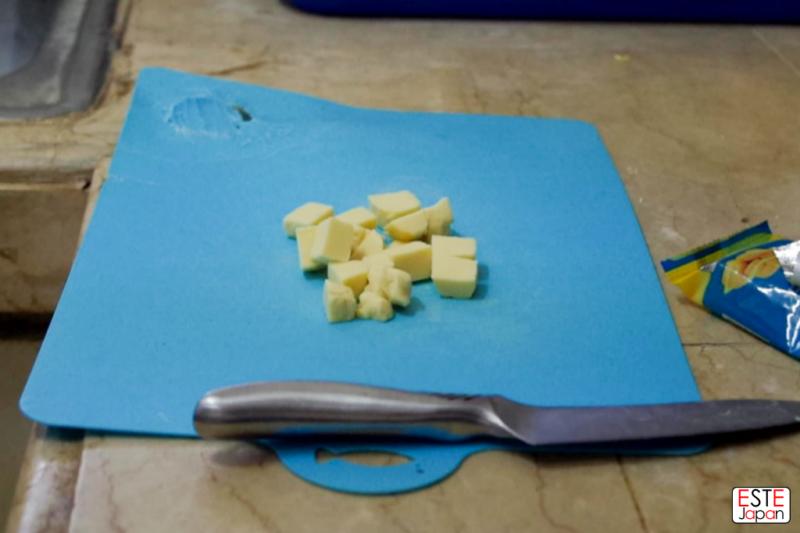 辛ラーメン用のチーズ