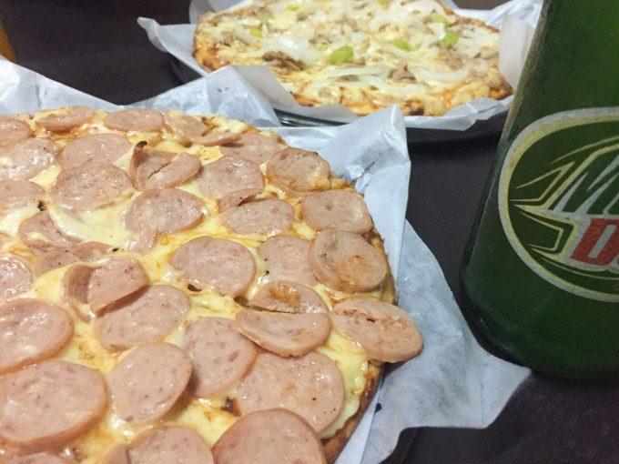 アルバートズピザ