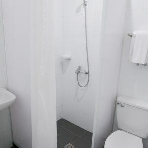 コペンハーゲン・イーストのバスルーム