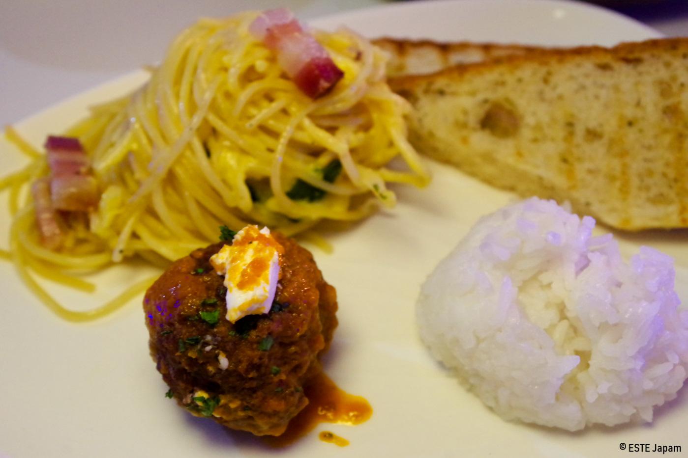 イビザの料理のイメージ