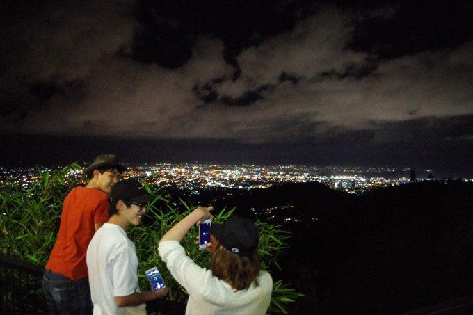 ランタオからの夜景