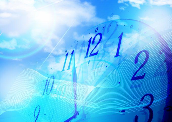 時間管理がしやすいイメージができる画像
