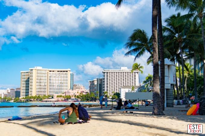 ハワイの雰囲気と人