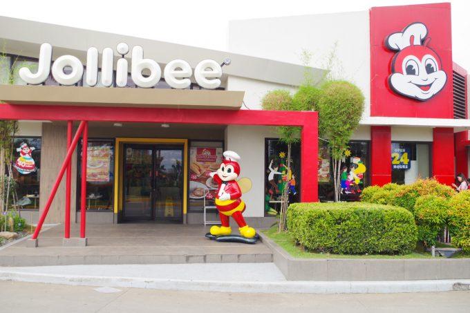 ジョリビーの店舗