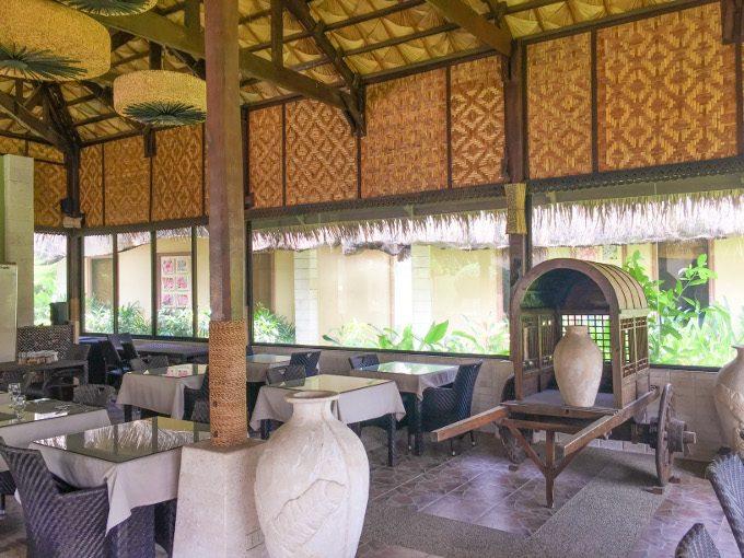 エコスパのレストランの写真