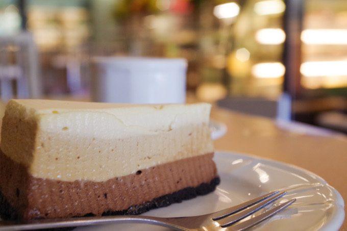 レオナのチョコレートケーキがイメージできる画像