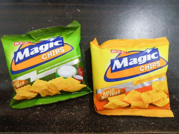 マジックチップスの写真