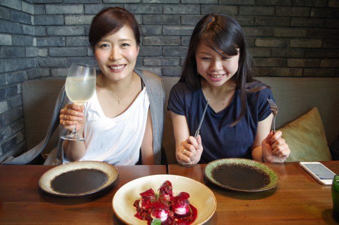 ピグ&パームの料理のイメージ写真