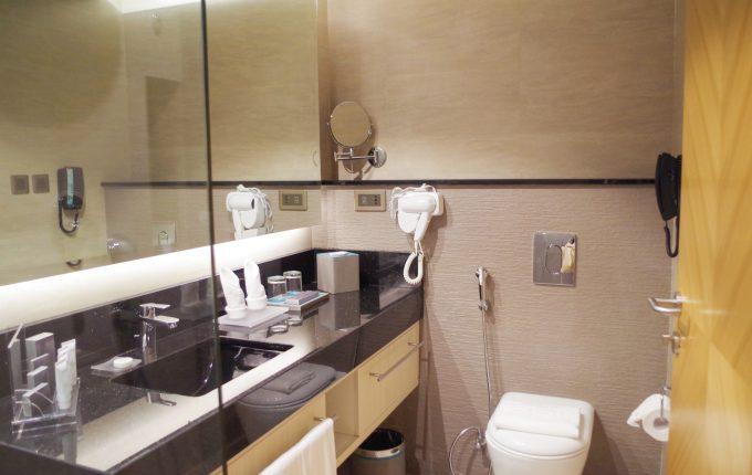 バイホテルのバスルームの写真