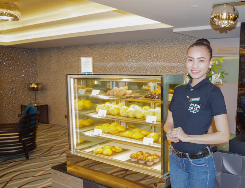 バイホテルのラウンジの写真