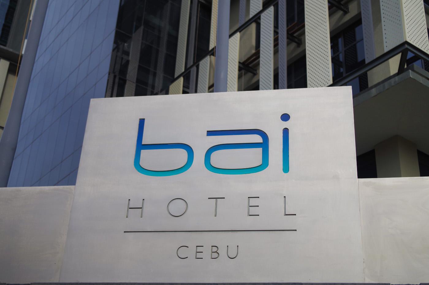 バイホテルの看板の写真