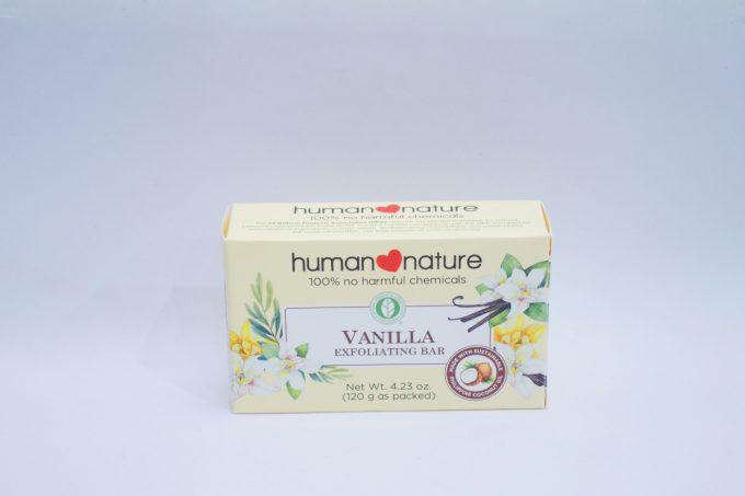 ヒューマンネイチャーの石鹸の写真