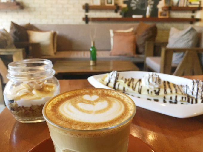 ヨークコーヒーのデザートの写真