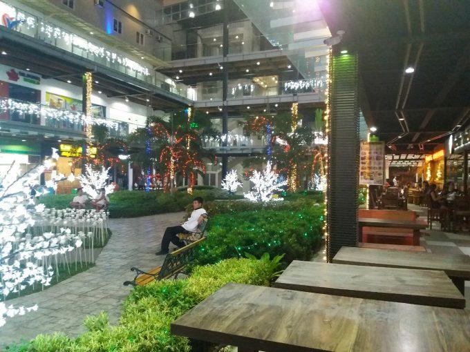シティータイムスクエア2の雰囲気がイメージできる写真