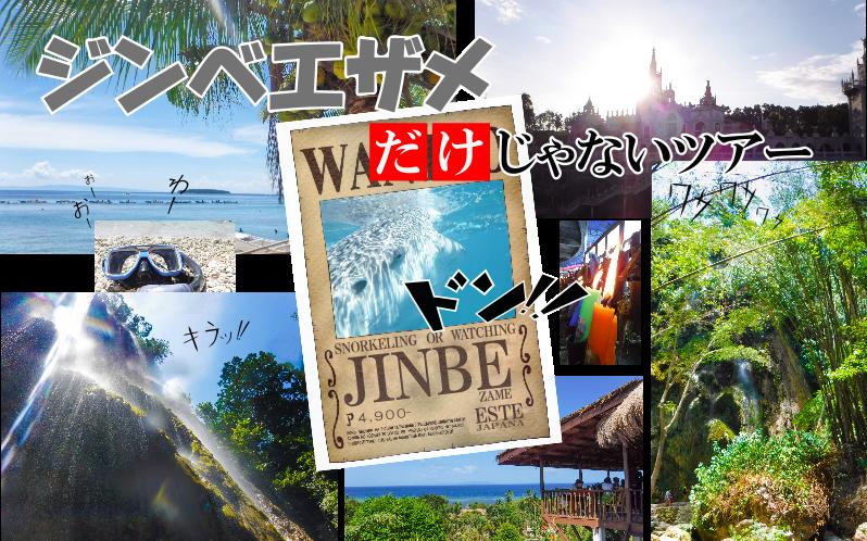 ESTE Japanのジンベエザメだけじゃないツアー