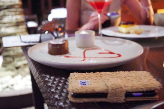 アズールビーチクラブのデザートの写真