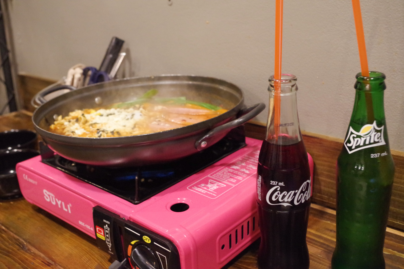ファット・ドイスの料理のイメージ写真