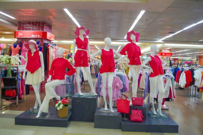 ガイサノグランドモールのファッションの写真