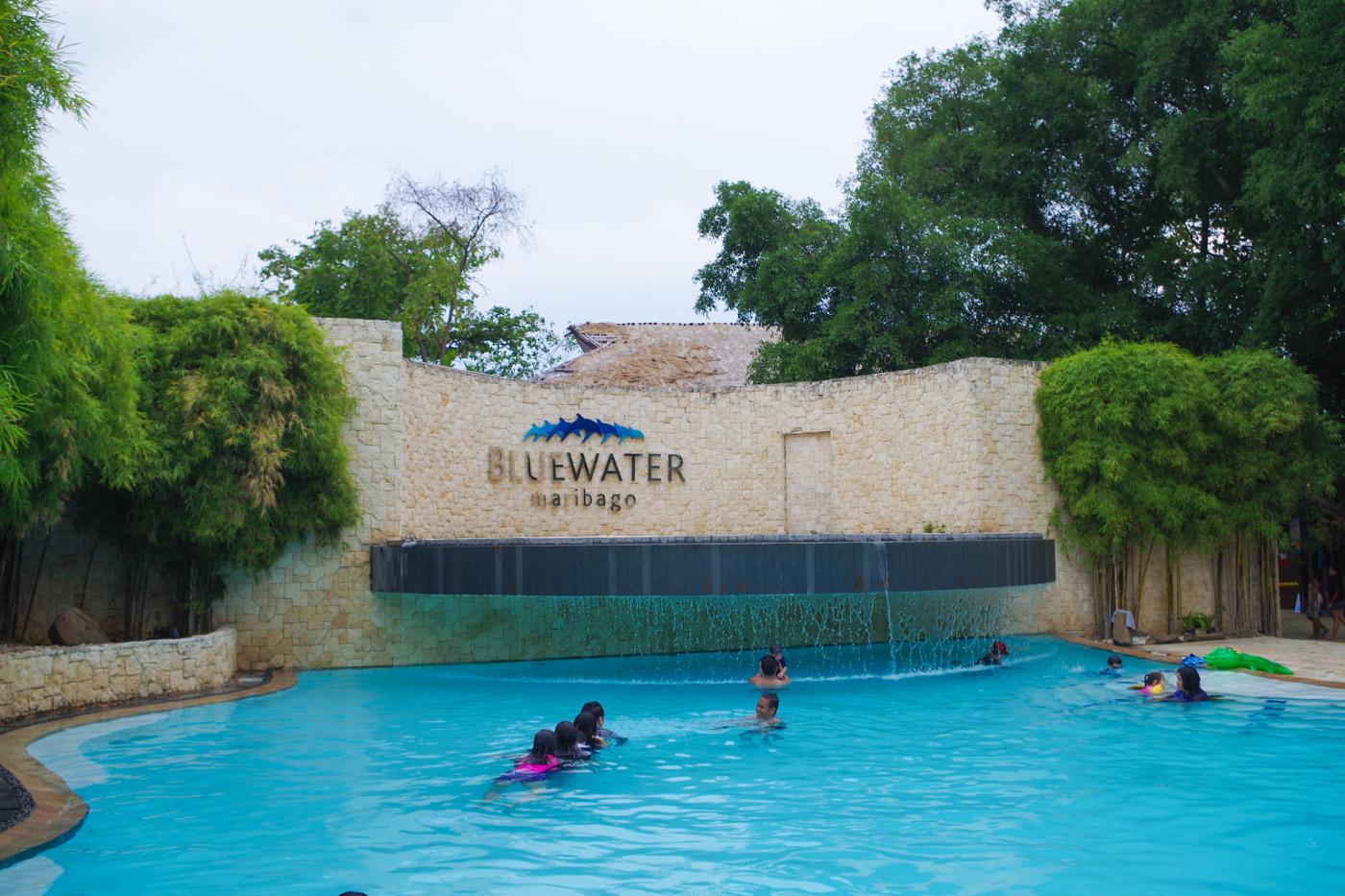 マリバゴブルーウォーターのプール2