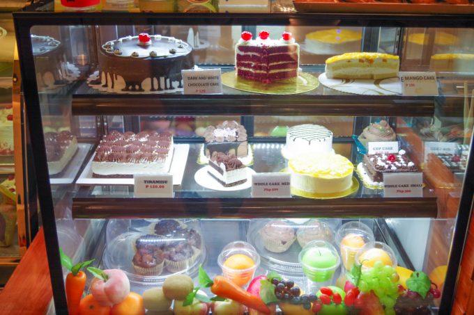 ターモンのケーキの写真