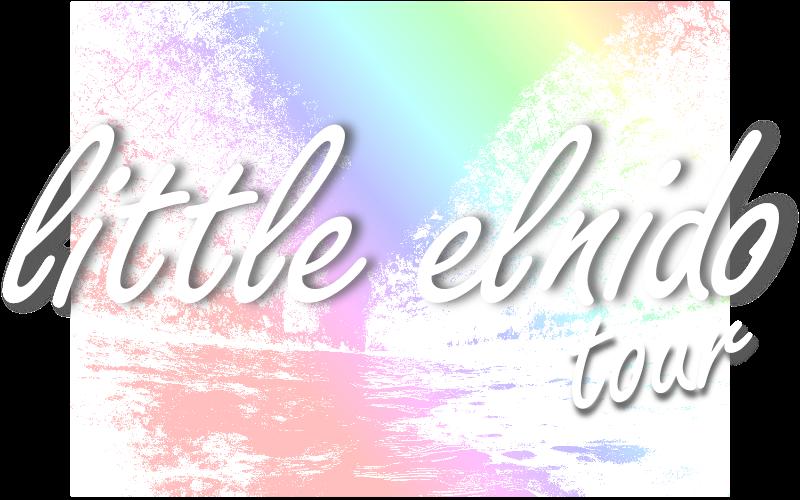 ESTE Japanのリトルエルニドツアー
