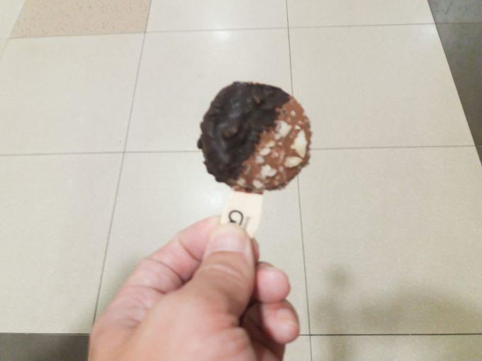 チョコのアイスケーキ