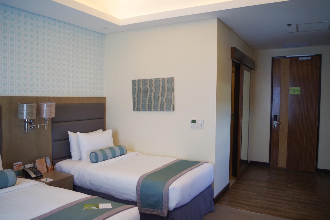 マアヨーホテルのスーペリアルルーム
