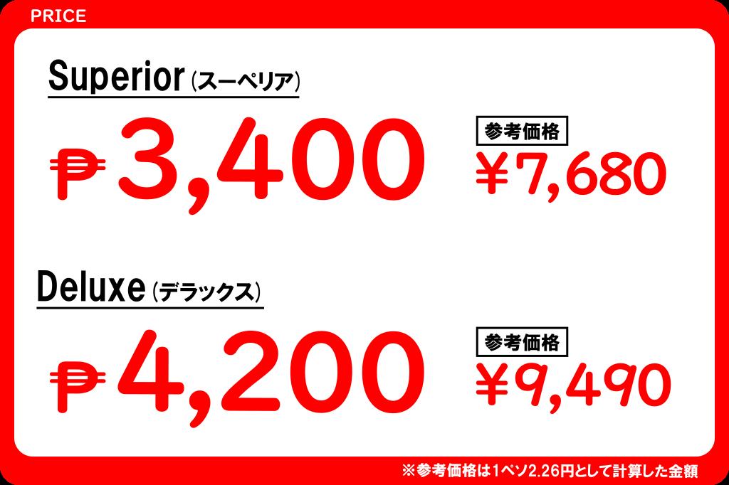 マアヨホテルの価格2019年