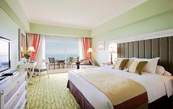 ジェイパークホテルのデラックスルーム