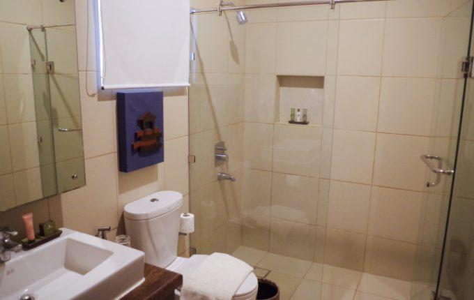 サウスパームホテルのバスルーム
