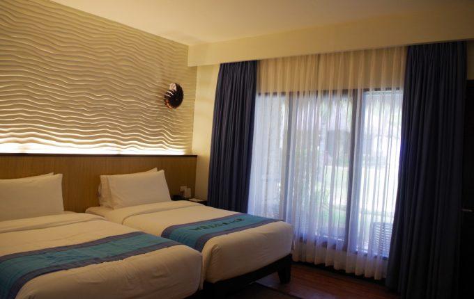 サウスパームホテルのデラックスルーム