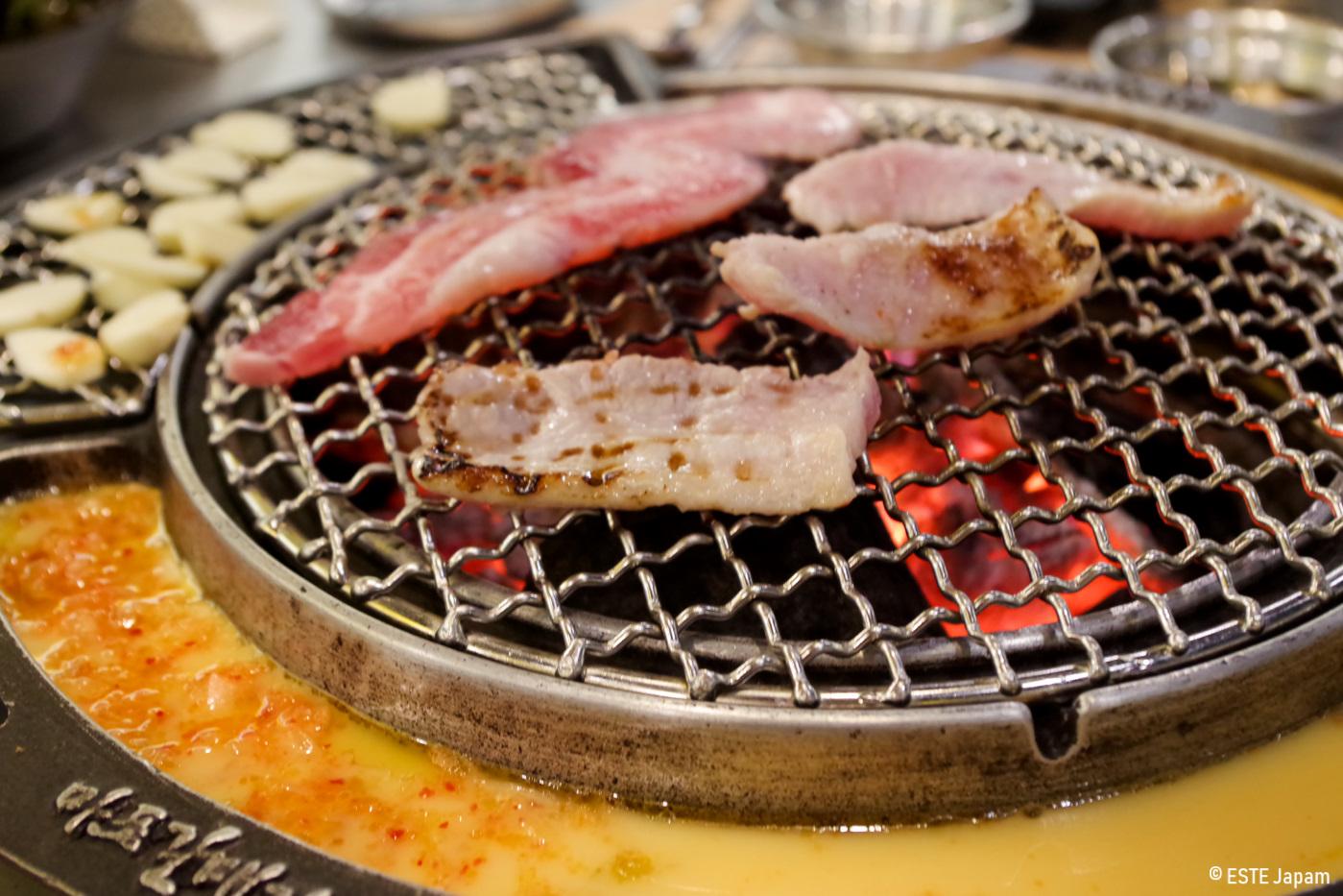 マガルの焼肉