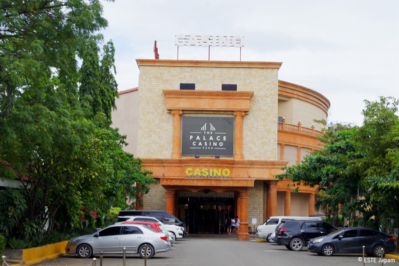 Jパークホテルのカジノ