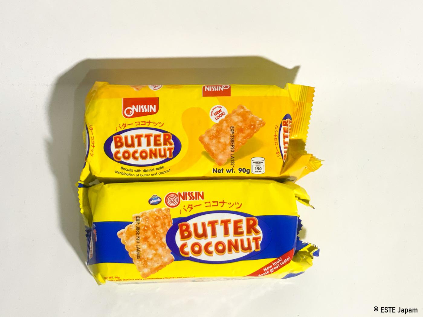 バターココナッツ