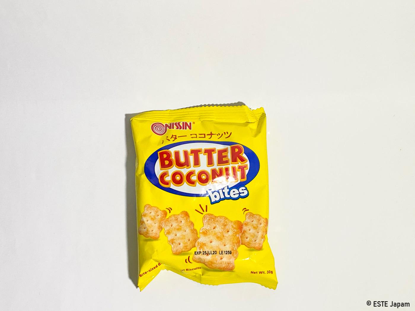 バターココナッツビッツ