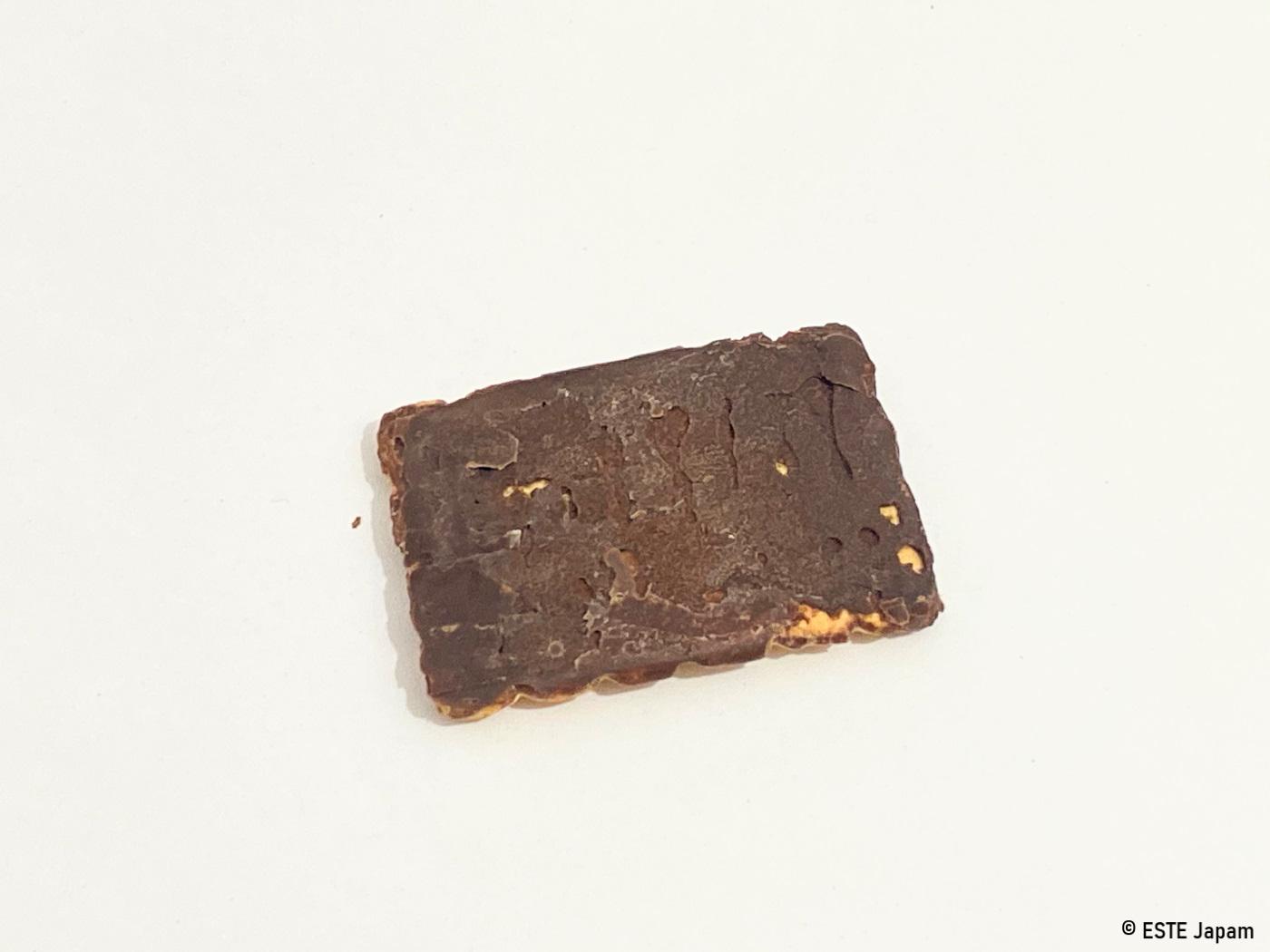 チョコレートバターココナッツの中身