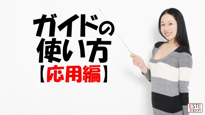 日本人ガイドの応用方法のサムネイル画像