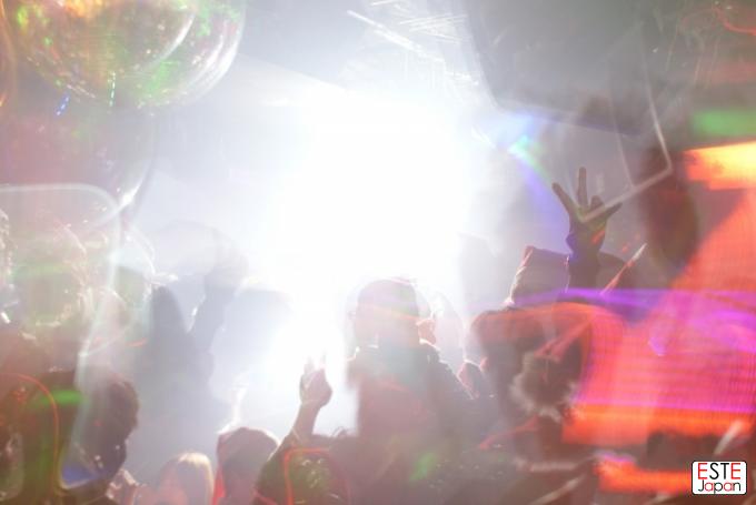 ディスコクラブのイメージ